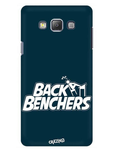 Back Benchers Mobile Cover for Galaxy A7