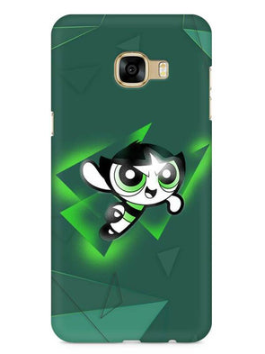 Buttercup Mobile Cover for Galaxy C7 Pro