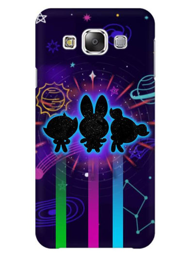 Glow Girls Mobile Cover for Galaxy Grand 2