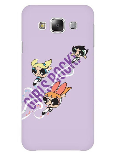 Girls Rocks Mobile Cover for Galaxy Grand 2