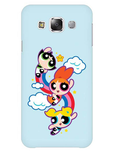 Girls Fun Mobile Cover for Galaxy Grand 2