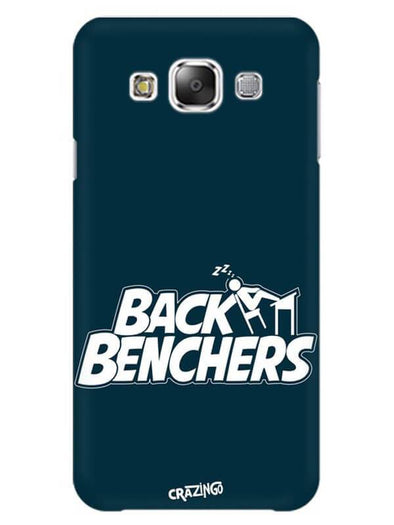 Back Benchers Mobile Cover for Galaxy Grand 2