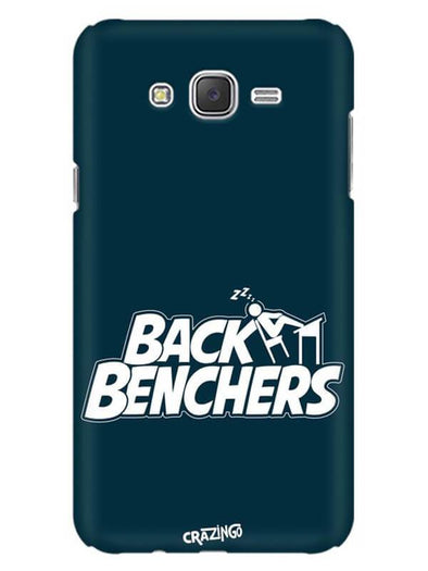 Back Benchers Mobile Cover for Galaxy J1 2016