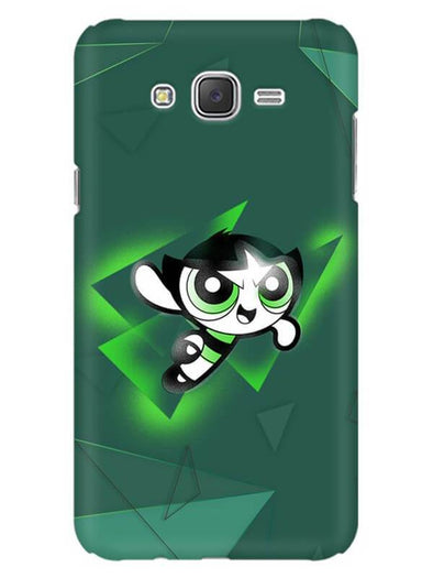 Buttercup Mobile Cover for Galaxy J2