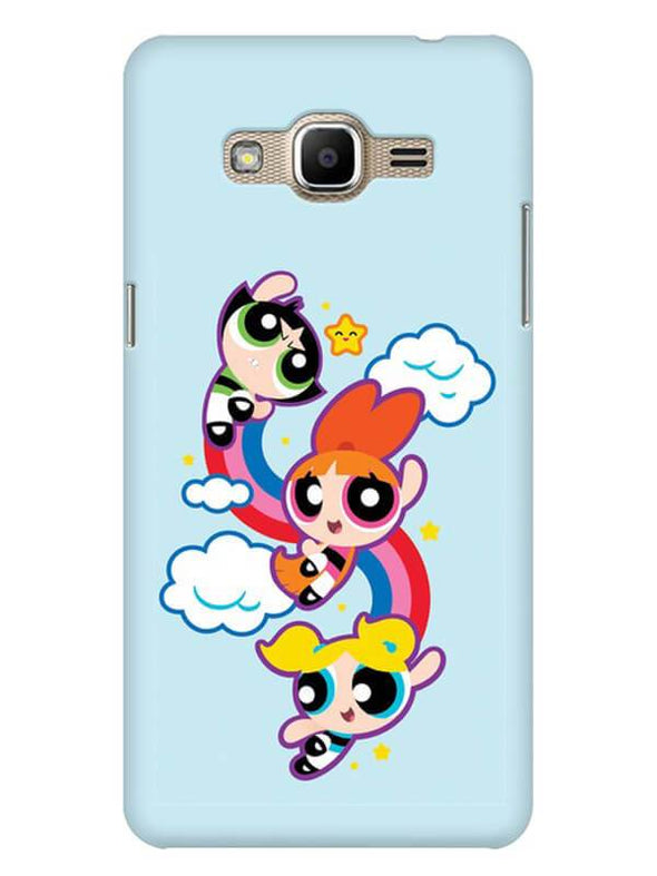 Girls Fun Mobile Cover for Galaxy J2 Prime