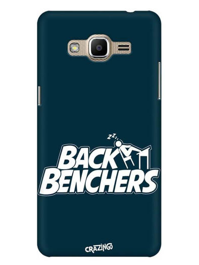 Back Benchers Mobile Cover for Galaxy J2 Prime