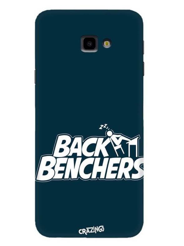 Back Benchers Mobile Cover for Galaxy J4 Plus