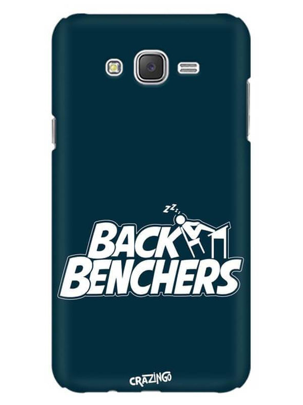 Back Benchers Mobile Cover for Galaxy J5 2016
