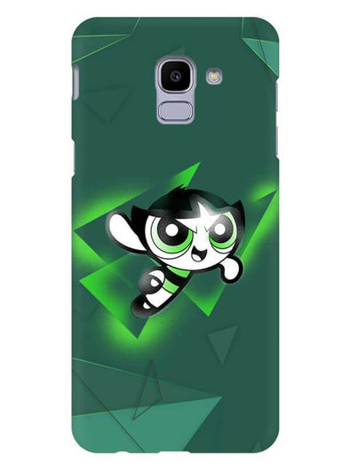 Buttercup Mobile Cover for Galaxy J6