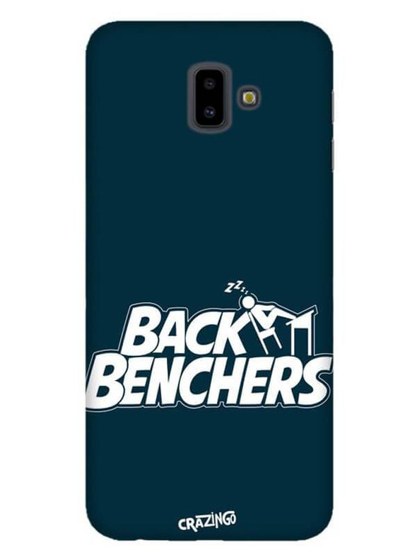 Back Benchers Mobile Cover for Galaxy J6 Plus