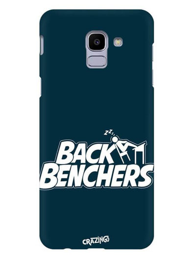 Back Benchers Mobile Cover for Galaxy J6