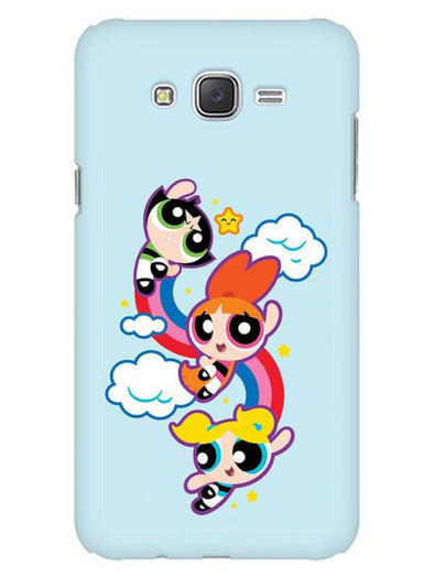 Girls Fun Mobile Cover for Galaxy J7 2016
