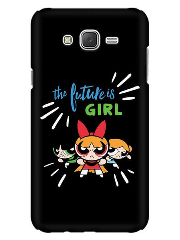 Future Is Girls Mobile Cover for Galaxy J7 2016