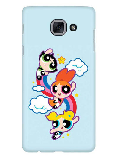Girls Fun Mobile Cover for Galaxy J7 Max
