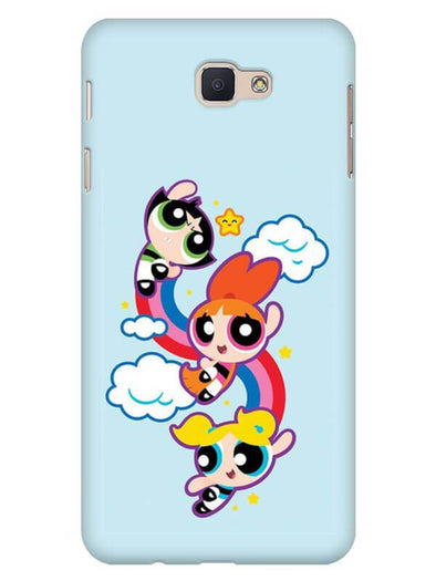 Girls Fun Mobile Cover for Galaxy J7 Prime