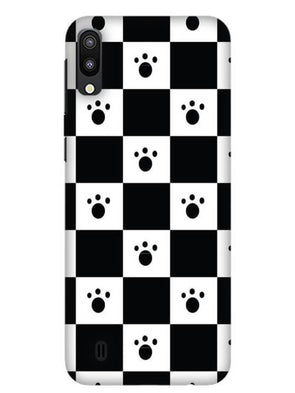 Paw Checkers Mobile Cover for Samsung M10