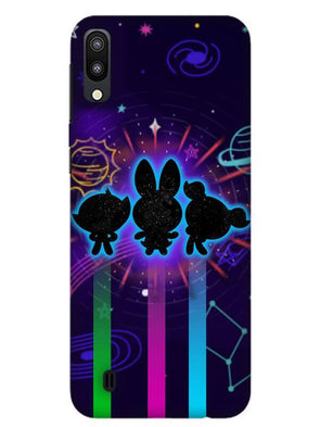 Glow Girls Mobile Cover for Samsung M10
