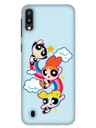 Girls Fun Mobile Cover for Samsung M10