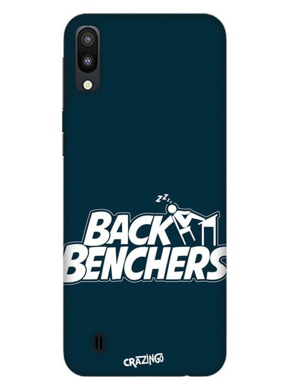 Back Benchers Mobile Cover for Samsung M10