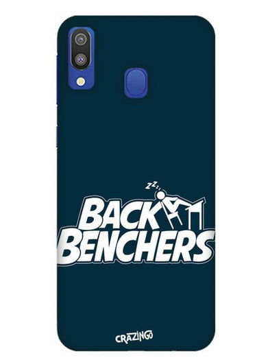 Back Benchers Mobile Cover for Samsung M20