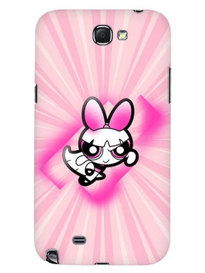 Blossom Mobile Cover for Samsung Note 2