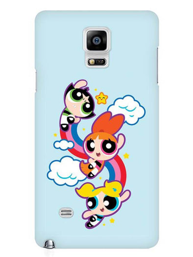 Girls Fun Mobile Cover for Samsung Note 4