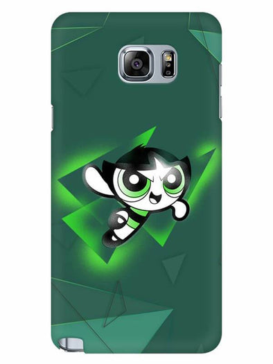 Buttercup Mobile Cover for Samsung Note 5