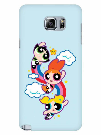 Girls Fun Mobile Cover for Samsung Note 5