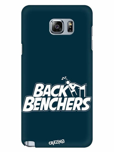Back Benchers Mobile Cover for Samsung Note 5