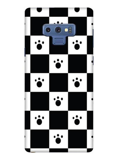 Paw Checkers Mobile Cover for Samsung Note 9