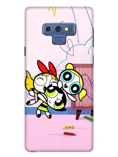 Powerpuff Girls Mobile Cover for Samsung Note 9