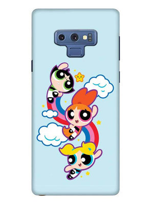 Girls Fun Mobile Cover for Samsung Note 9