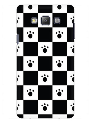 Paw Checkers Mobile Cover for Samsung On5