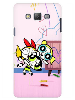 Powerpuff Girls Mobile Cover for Samsung On5
