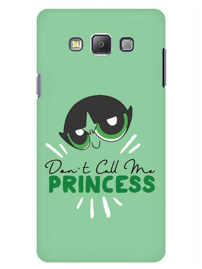 Don't Call Me Princess Mobile Cover for Samsung On5