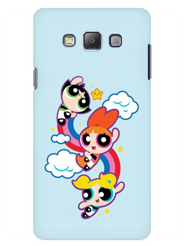Girls Fun Mobile Cover for Samsung On7