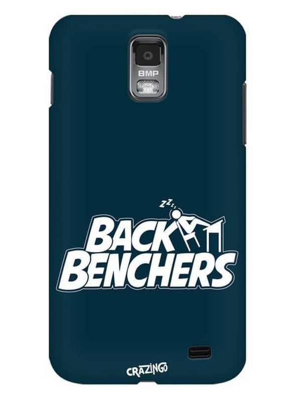 Back Benchers Mobile Cover for Samsung s2