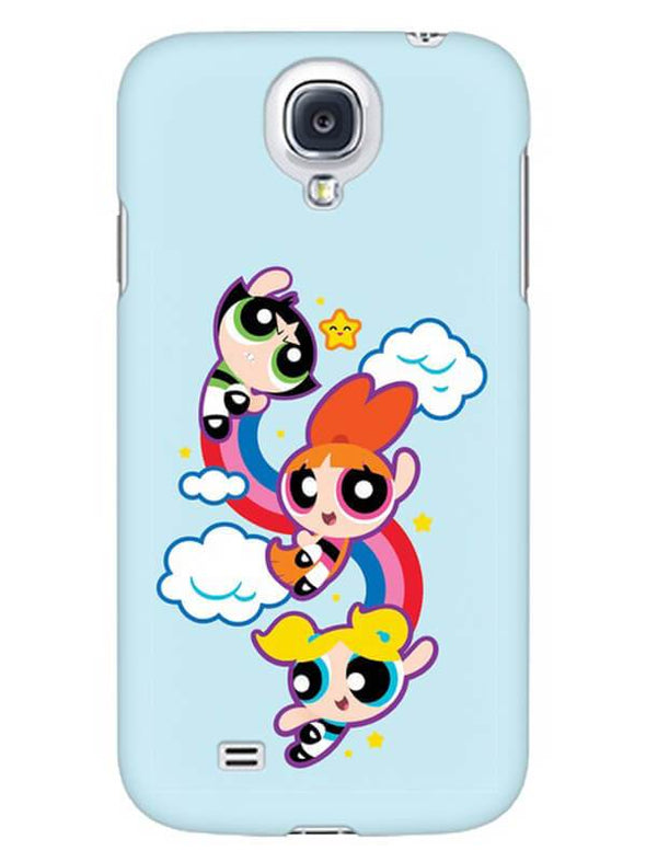 Girls Fun Mobile Cover for Samsung s4