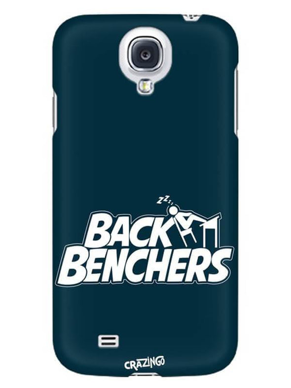 Back Benchers Mobile Cover for Samsung s4