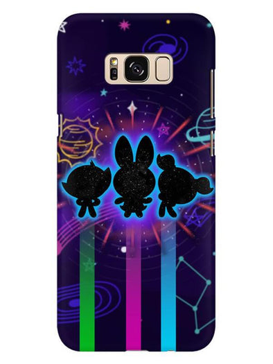 Glow Girls Mobile Cover for Galaxy S8 Plus
