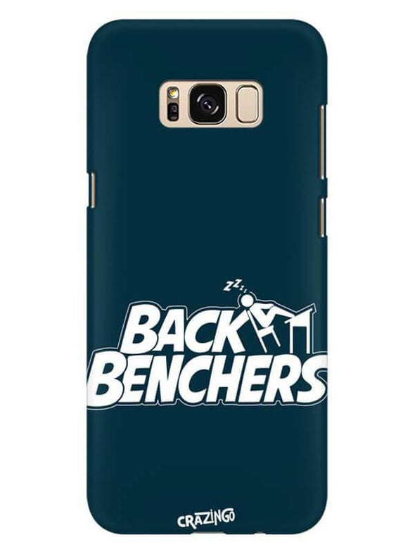 Back Benchers Mobile Cover for Galaxy S8 Plus