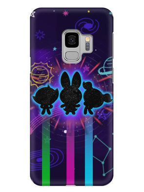 Glow Girls Mobile Cover for Samsung s9