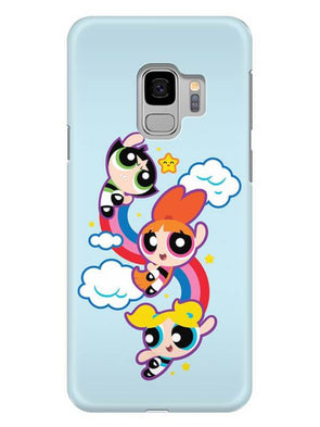 Girls Fun Mobile Cover for Samsung s9
