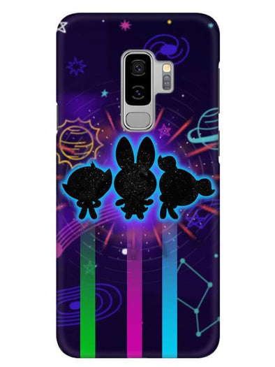 Glow Girls Mobile Cover for Samsung s9 Plus