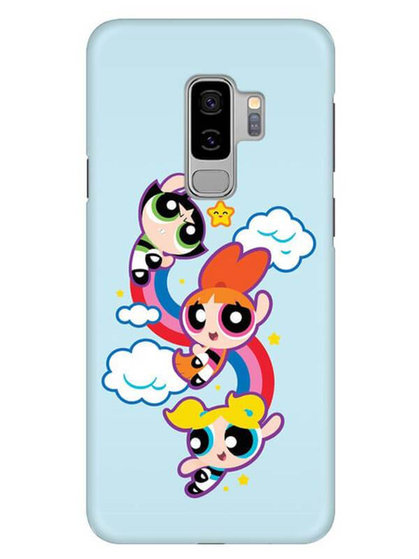 Girls Fun Mobile Cover for Samsung s9 Plus