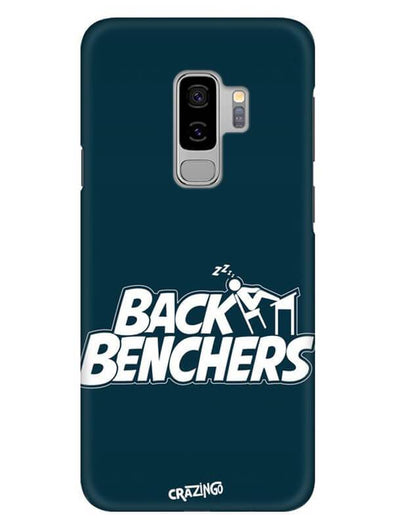 Back Benchers Mobile Cover for Samsung s9 Plus
