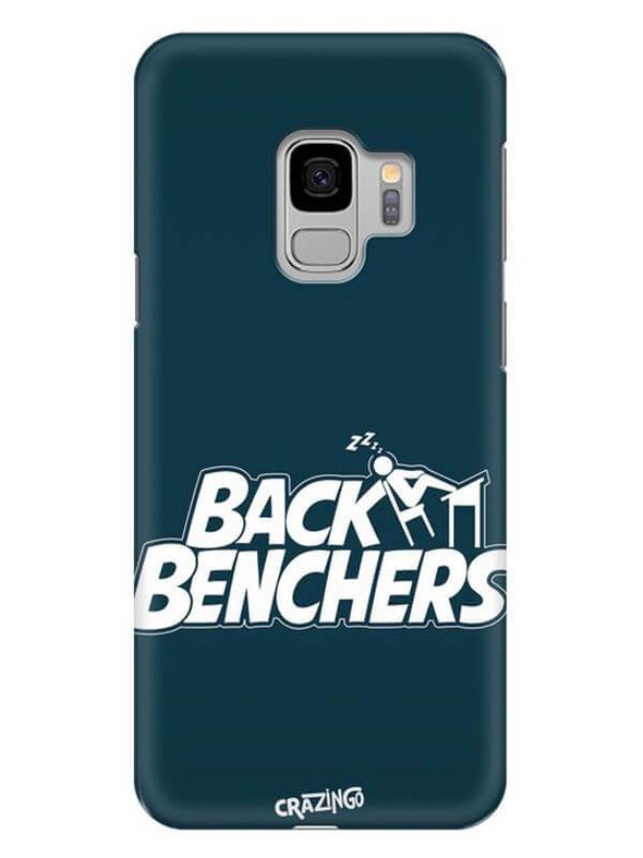 Back Benchers Mobile Cover for Samsung s9