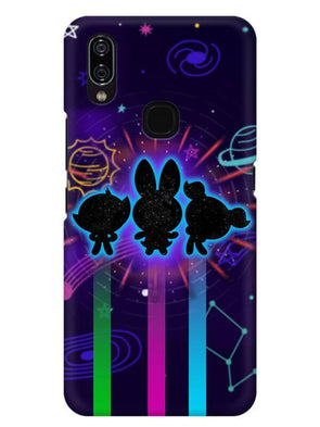 Glow Girls Mobile Cover for Vivo Nex A