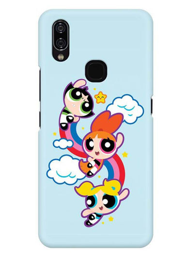 Girls Fun Mobile Cover for Vivo Nex A