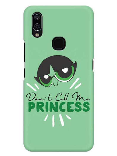 Don't Call Me Princess Mobile Cover for Vivo Nex A
